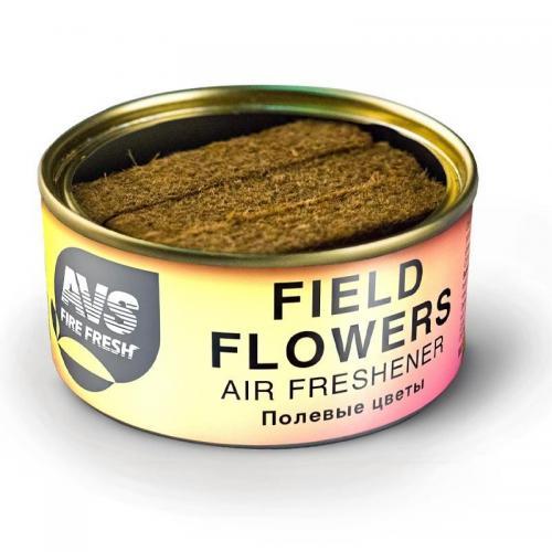 Ароматизатор древесный Natural Fresh (Полевые цветы)