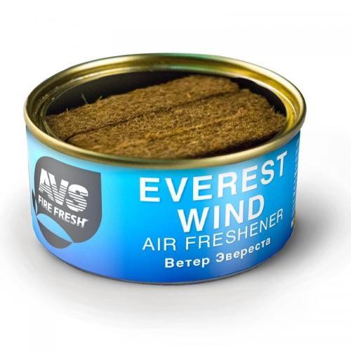 Ароматизатор древесный Natural Fresh (Ветер Эвереста)