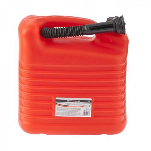 Канистра для топлива Stels, пластиковая, 10 литров