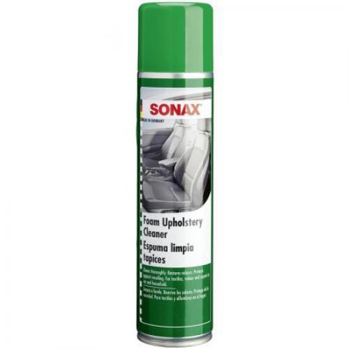 Пенный очиститель обивки салона Sonax, 0,4 литра
