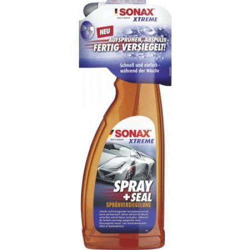 Быстрый блеск Sonax. Xtreme, 0,75 литра