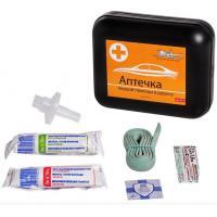 Аптечка Airline первой помощи в дорогу, пластиковый футляр