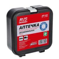 Аптечка первой помощи (автомобильная) AP-02 Астра