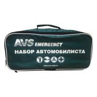 Сумка AVS SN-04 Набор автомобилиста (зеленая)
