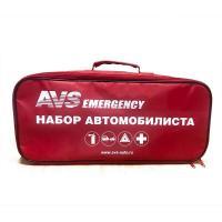 Сумка AVS SN-03 Набор автомобилиста (красная)