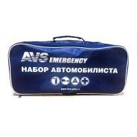 Сумка AVS SN-02 Набор автомобилиста (синяя)