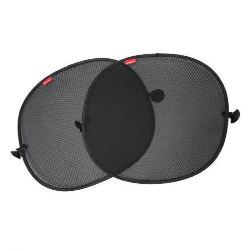 Шторки от солнца для боковых стекол Sun Stoppers, черный