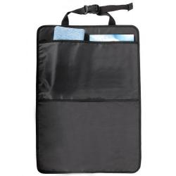 Органайзер на спинку сиденья с 1 карманом (черный)