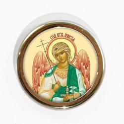 Икона для авто Ангел Хранитель, 40 мм