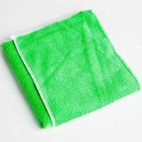 Набор салфеток для автомобиля Magic Price14МР-026/1 (микрофибра), зеленые