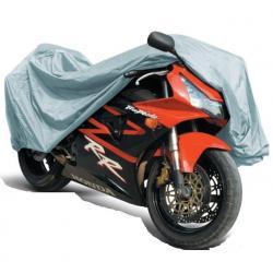 Защитный чехол-тент на мотоцикл AVS МС-520 L