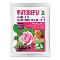 Фитоверм. Защита от насекомых и вредителей (4 мл)