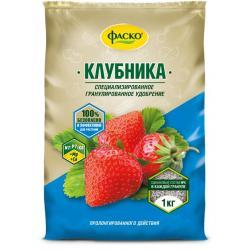 Удобрение для клубники и земляники, 1 кг