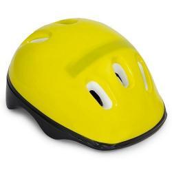 Шлем роликовый Start Up. Berry, лайм, размер М (50-54)