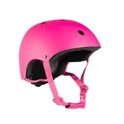 Шлем детский, размер S, цвет розовый