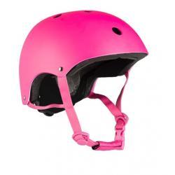 Шлем детский, размер M, цвет розовый