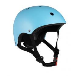 Шлем детский, размер M, цвет голубой
