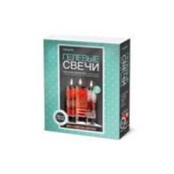 Гелевые свечи Набор №4, арт. 274033