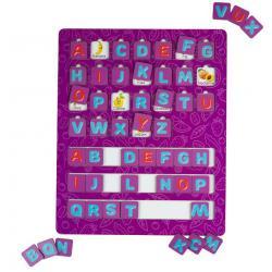 Игровой набор Английский алфавит. Растения