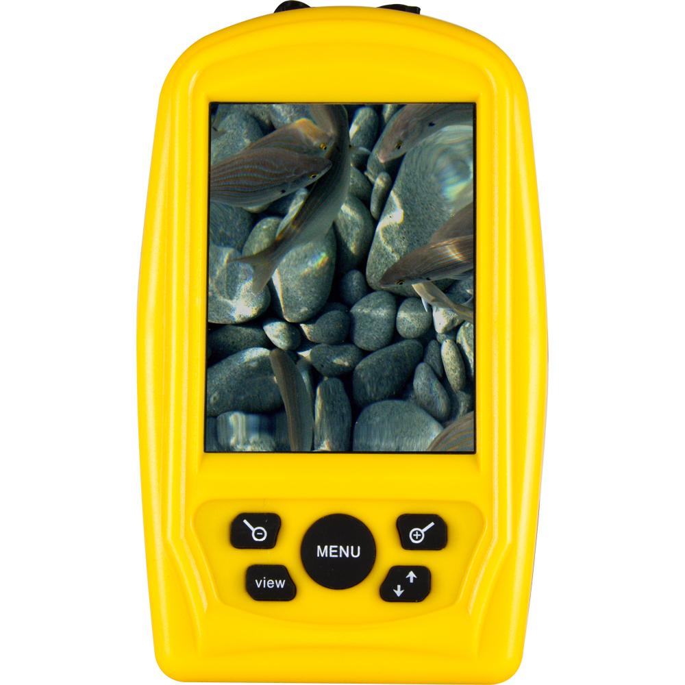 Уникальная подводная камера JJ-Connect Underwater Color ONE