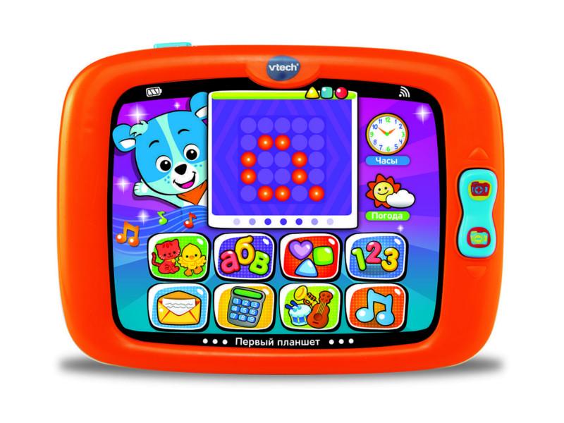 Детские планшетные компьютеры — помощник, который не надоест